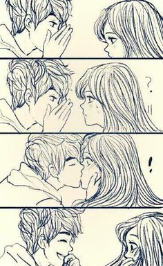 -Let's me kiss you