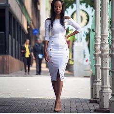 Likes, 5 Comments - Spring Dresses, Dresses For Work, Instagram, Fashion, Fashion Styles, Fashion Illustrations, Trendy Fashion, Moda
