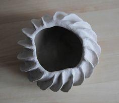 swirl flowerpot