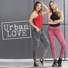 URBAN LOVE está de moda, te van a encantar las prendas de esta nueva tendencia. 🔥🖤