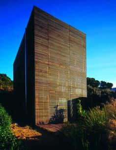 Carter/Tucker House | SGA: Sean Godsell Architects