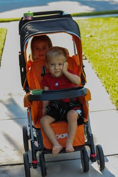 Thanks TheMamaMaven for letting me review this awesome Stroller! We love the Joovy double stroller!