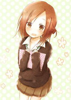 Fujimiya Kaori - Isshuukan Friends #anime #animegirl
