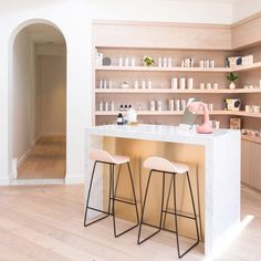 Not your average dermatology boutique. | Facile Skin is pure perfection.