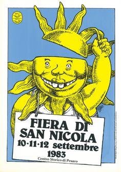 Massimo Dolcini, Fiera di San Nicola, 1983