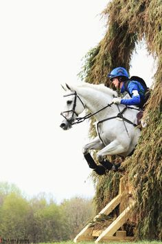 Allie Blyskal-Sacksen and Sparrow's Nio. The Fork Horse Trials. 4.6.14.