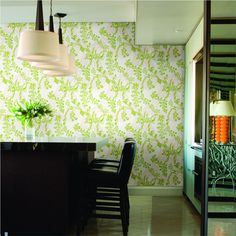 Add some character to your room with these beautiful wallpaper ! #homedecor #wallpaper #furnishturf
