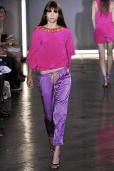 SPRING 2009 READY-TO-WEAR Adam Lippes