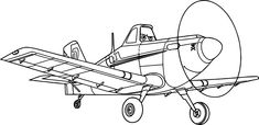 disney dusty planes coloring pages 02