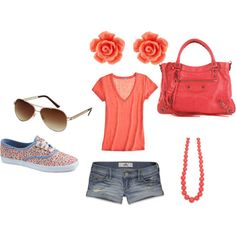Ready. Set. Summer! with Keds, created by darian-nobriga on Polyvore