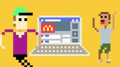 MACCA'S CRACKS 1 MILLION FACEBOOK FANS #advertising #ads #design #mcdonalds #video #socialmedia