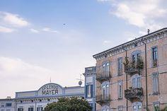"""Architecture de Desenzano - """"Bergame, Lac de Garde, Lac Iseo, 3 virées d'une journée autour de Milan"""" by @voyagesetc"""