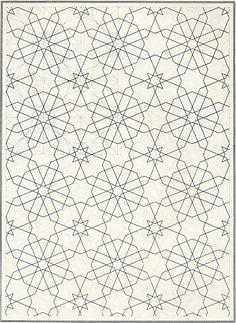 Pattern in Islamic Art - BOU 046