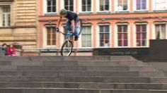 best street riding video ever bmx - YouTube