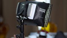 Another positive review of the Airbox Macro Inflatable Softbox for LED panels from the highly-respected Planet 5D blog.