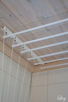 Denne patenten redda tørkekvardagen i eit trangt vaskerom og med få utendørs - tørkedager!