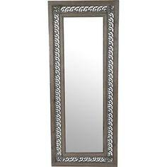 Spiegel Close UP Holzspiegel Holz Dekospiegel Wandspiegel 90x40 5cm Braun NEU | eBay