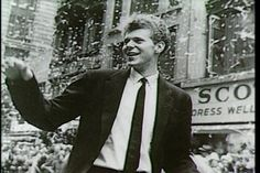In April 1958, Van Cliburn went to Moscow at the height of the Cold War and brought home the gold medal in the new Tchaikovsky International Piano Competition for his rendition of the composer's Concerto No. 1. The contest had been established to showcase Russian cultural superiority, six months after the scientific triumph of launching Sputnik, the first space satellite. Mr. Cliburn died on 2/27/2013.