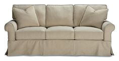 couch: Nantucket  Sofa by Rowe