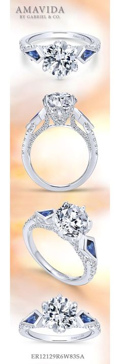 c0c9291cbfff95 18k White Gold Contemporary Curved Wedding Band - WB12129R6W83JJ. Diamond  JewelryDiamond RingsJewelry ...