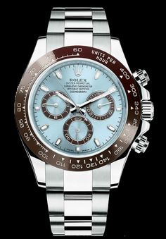 ♂ Rolex Oyster Perpetual Cosmograph Daytona Platinum watch by Patek Philippe