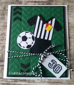 Birthday Cards For Boys, Football Birthday, Masculine Birthday Cards, Sports Birthday, Handmade Birthday Cards, Man Birthday, Masculine Cards, Handmade Cards, Boy Cards