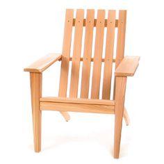 All Things Cedar Adirondack Easybac Chair