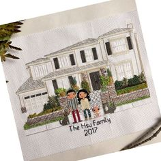 Cross Stitch Home Cross Stitch Building