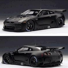 My Sexy Dream ride!!! Nissan GTR.