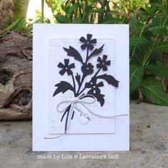 Lorraine's Loft: Thinking Of You Memory Box Cards, Memory Box Dies, Lorraine, Flower Cards, Happy Mothers Day, Thinking Of You, Memories, Envelopes, Card Ideas