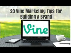 23 Vine Marketing Tips For Building A Brand - In this video you will learn all about my top Vine marketing tips for using 6 second videos to grow your brand. By 2016 about 55% of traffic online will be through videos, which explains the rapid growth in popularity of the new video social media platform, Vine. Learn how to market and brand yourself on VIne in this video.