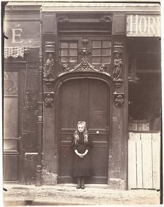 Eugène Atget (French, 1857–1927). Rouen, rue Eau-de Robac, 6, 1908. The Metropolitan Museum of Art, New York. Gilman Collection, Purchase, Sam Salz Foundation Gift, 2005 (2005.100.516)