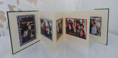 12 photos displayed in a Folder - Accordion Book #displayfolder #handmadealbums #bookbinding #כריכהבעבודתיד #אקורדיון #הוצאהלאור #אלבומיםבהדבקה #notebook #מתנה #אלבוםתמונות Accordion Book, Altered Books, Photo Displays, Paper Art, Book Art, Elephant, Photo Wall, Creative, Frame
