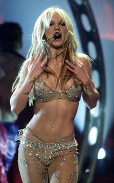 In honor of the VMA's tonight. Here's Britney Spears with the best body ever in the best performance ever.