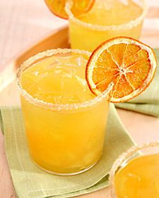 This great whiskey sour recipe is courtesy of Martha's TV Kitchen.