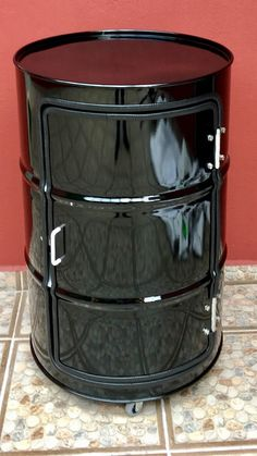Shrink your URLs and get paid! Garage Furniture, Car Part Furniture, Barrel Furniture, Metal Furniture, Industrial Furniture, Furniture Design, Music Furniture, Oil Barrel, Metal Barrel