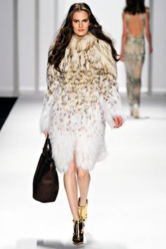 It's a dream of mine to own a completely fur jacket...faux obviously