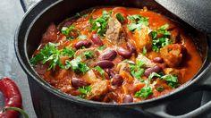Meksikolainen liha-papupata - K-ruoka