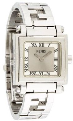 Stylish Watches, Luxury Consignment, Link Bracelets, Women s Watches,  Fendi, Quartz, 97d9b06dbdf4