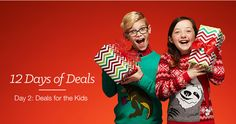Amazon Kicks off 12 Days of Deals Items up to 80% off