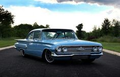 1960 Chevy Biscayne