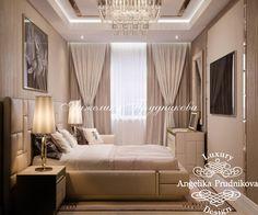 Дизайн проект интерьера квартиры в стиле Ар Деко в г.Сургут - фото