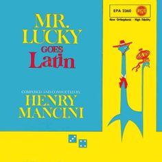 Henry Mancini - Mr. Lucky Goes Latin
