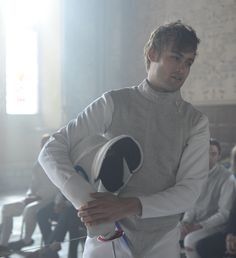 Douglas Booth stars in The Riot Club (out now) as Harry Villiers.