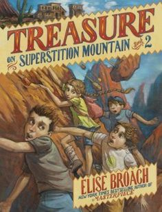 CountyCat - Title: Treasure on Superstition Mountain. Book 2