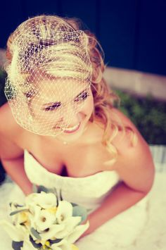 What a beautiful bride! We love this picture, she looks absolutely gorgeous! #BridalPhotographyMN #MakeUp #PreCeremony