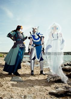 #cosplay Avatar the Last Airbender
