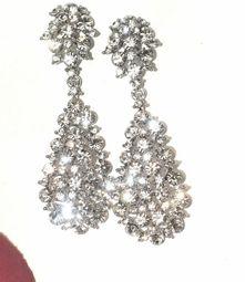 Dreams - High end Swarovski crystal earrings - SALE