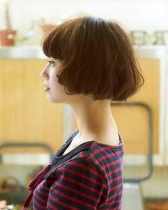 フレンチボブ|FRAGMENT|(フラグメント)|美容室・美容院 - ヘアカタログLucri(ラクリィ)|最新のヘアスタイル・髪型情報を紹介
