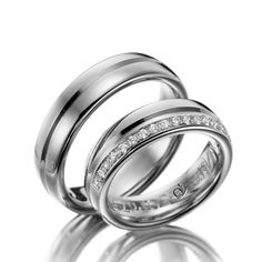 Verighete ATCOM ATC645 aur alb 1 2 3 Gold, Wedding Day, Wedding Rings, Engagement Rings, Jewelry, Weddings, Diamond, Classic Wedding Rings, Engagement Ring